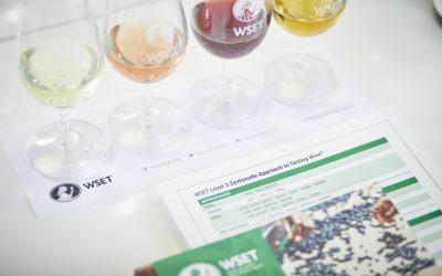 Wijncursus WSET niveau 3 (halfgevorderden), dinsdagavonden start voorjaar 2022 Arnhem