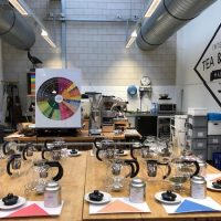 International Tea & Coffee Acadamy Zeewolde (Thee dag)